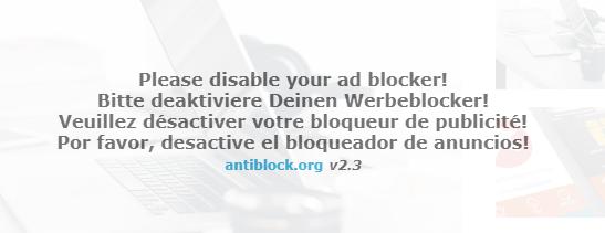 Adblockのブロック