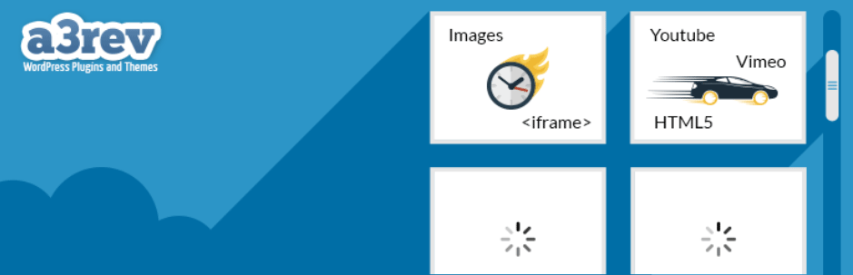 画像や動画の遅延読み込みを実装できるWordPressプラグイン「a3 Lazy Load」