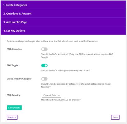 FAQの表示方法