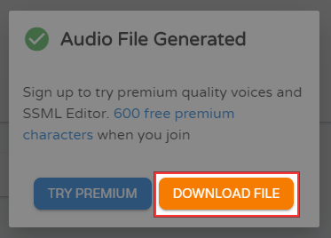 mp3ファイルのダウンロード