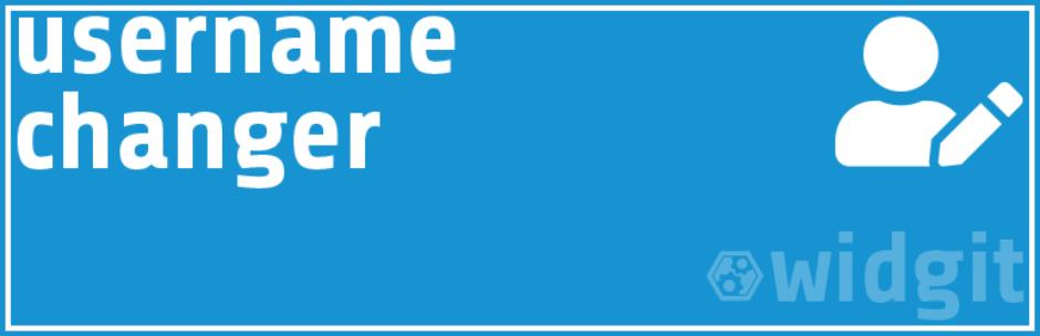 ユーザー名を管理画面から変更できるようにするWordPressプラグイン「Username Changer」