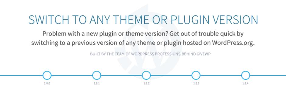 プラグインやテーマのバージョンをダウングレードできるWordPressプラグイン「WP Rollback」