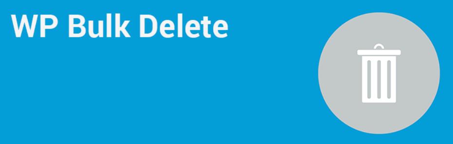 投稿やコメント等をまとめて全削除できるWordPressプラグイン「WP Bulk Delete」
