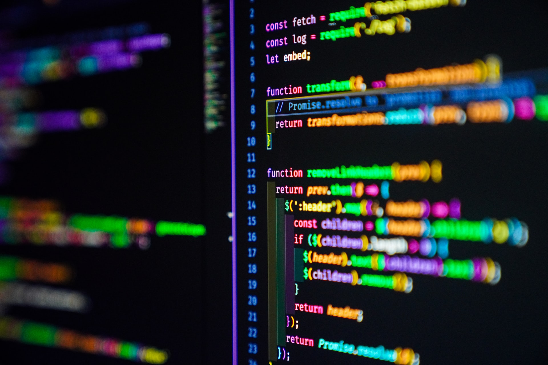 VSCodeで選択範囲や検索文字列などの背景色を変更する方法